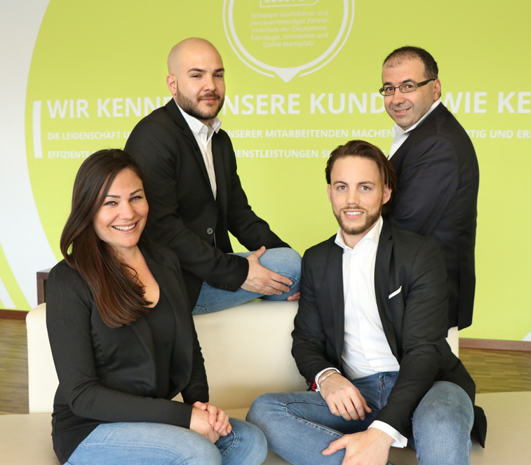 MI Sales Team